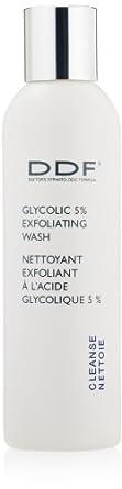 DDF Glycolic 5% Exfoliating Wash, 8.45 fl. oz.