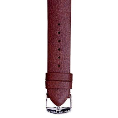 Philip Stein Small Strap Brown Calf Matte Leather (CBR)