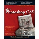 img - for Adobe Photoshop Cs5 Bible (10) by Dayley, Lisa DaNae - Dayley, Brad [Paperback (2010)] book / textbook / text book