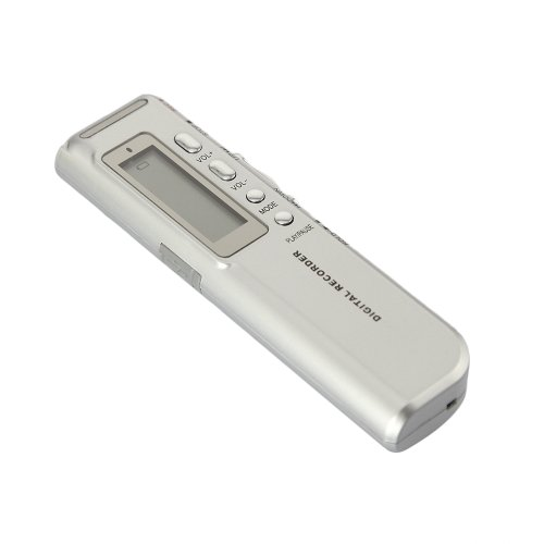 Tabstore Plug And Play (No Drivers Needed) 4Gb 4G Digital Audio Voice Recorder Dictaphone: Usb Interface, Built In Mp3 Player, Supports Mp3, Wma, Asf, And Wav Formats, Great For Recording Lectures, Meetings, Or Interviews, Supports Windows, Linux, And Mac