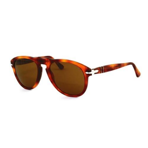 Persol Mod. 0649 Sole Aviator Sunglasses
