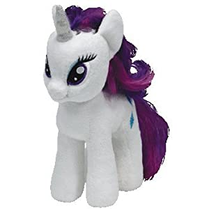 Ty My Little Pony - Rarity by Ty