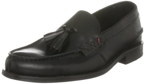 Tommy Hilfiger Men's Andre 2 Black Slip On Shoe Fm86812870 9.5 UK, 44 EU