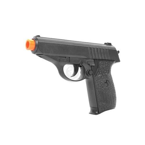 Spec Ops 9 Spring Airsoft Gun Pistol w/ Functional Slide Sports