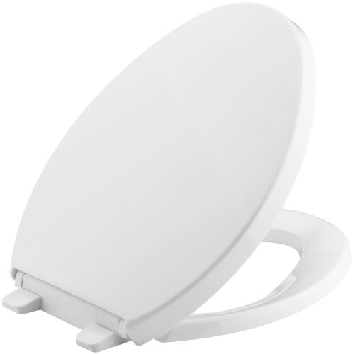 Kohler K 4748 0 Saile Quiet Close Elongated Toilet Seat