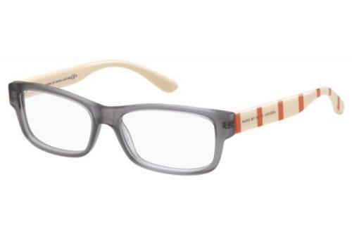 Marc By Marc Jacobs 533 Opal Grey Frame Plastic Eyeglasses 7a92230b1acc