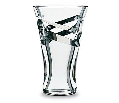 Baccarat Tornado Large Vase 14 7/8 in