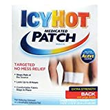 Icy Hot Extra Strength Medicated Patch, Large - 5 Ea