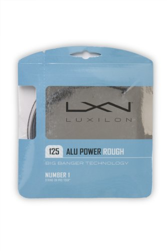 Luxilon Big Banger Alu Power Rough 125 Silver String