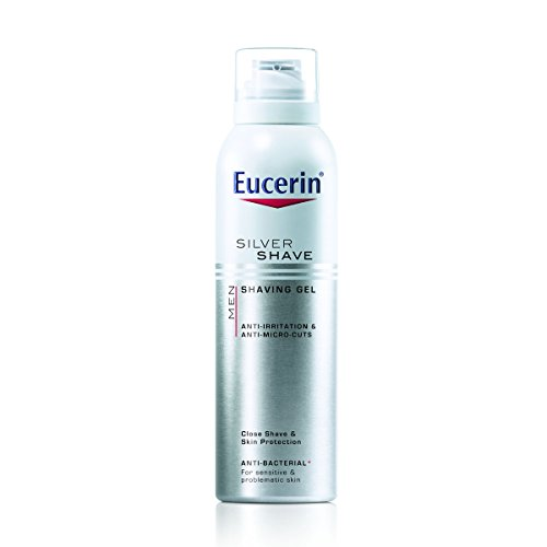 Eucerin Men Gel Da Barba Per Le Pelli Sensibili 150ml