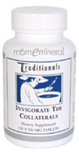 Invigorate the Collaterals 300 Tablets by Kan Herbs