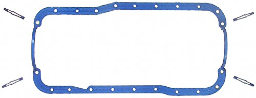 Fel-Pro OS34508R  Oil Pan Gasket Set (Mustang Oil Pan compare prices)