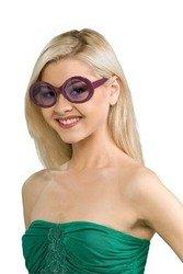Rubie's Costume Co Capri'S Glasses-Purple Costume