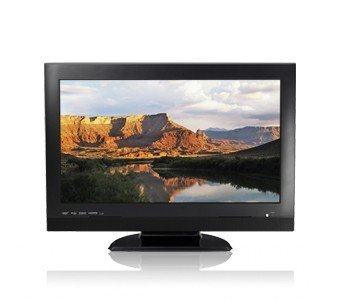 DAD GIFTS RCA 26-inch LCD HDTV w/ DVD Player & Digital Tuner...