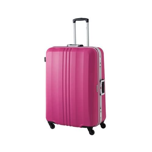 Relevart スーツケース 大型 レレバート ライティ2 【71cm】ピンク