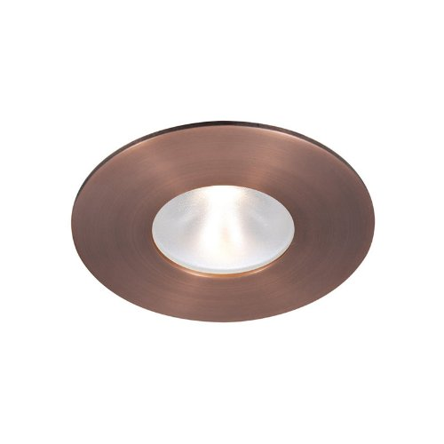 Wac Lighting Hr-2Ld-Et109S-27Bn Tesla Energy Star Qualified 2-Inch Tesla Downlights With 16.5-Degree Beam Angle And Warm 2700K