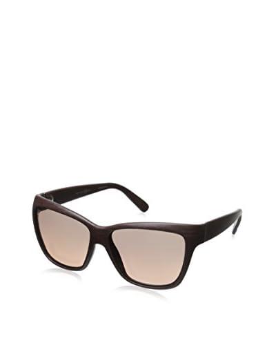 Gucci Women's Sunglasses, Brown Wood