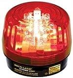 SECO-LARM SL-126Q/R Red Security Strobe Light