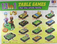 13 in 1 Table Games - Board Game Sports Game Set