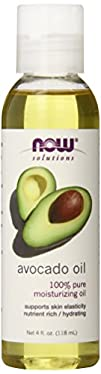 Now Foods Avocado Oil Moisturizing 4 oz. Edible