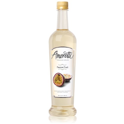 Amoretti Premium Syrup, Passion Fruit, 25.4 Ounce