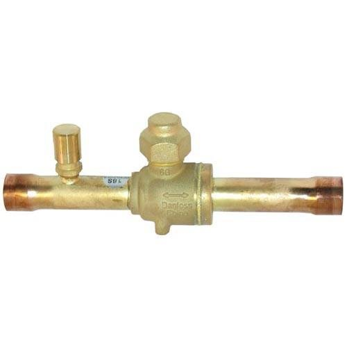 Gas Range Shut Off Valve front-337262