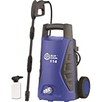 AR Blue Clean AR114SD 1,400 PSI Electric Pressure Washer (Certified Refurbished)
