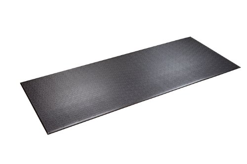 Supermats Heavy Duty P.V.C. Mat for Longer Treadmills (3-Feet x 7.5-Feet)