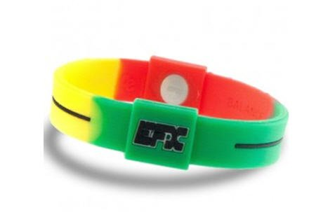 "EFX Wristband ""8 – Red-Yellow-Green"
