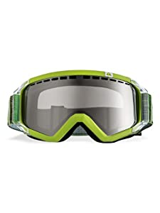 Quiksilver Men's Q1 Mirror Goggle - Lime, One Size