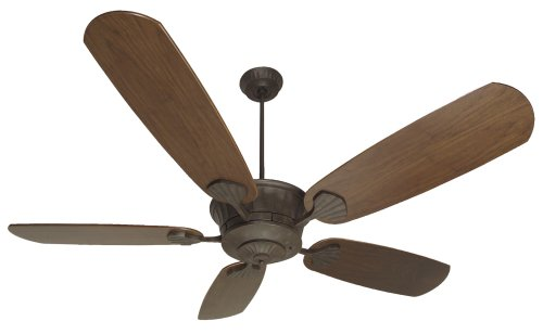 Craftmade Dcep70Ag 70-Inch Direct Current Epic Ceiling Fan, Aged Bronze