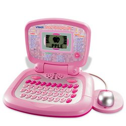 VTech Tote 'n Go Laptop Plus - Pink