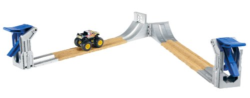 Wheels Monster Jam Hot Duel Launcher Juego