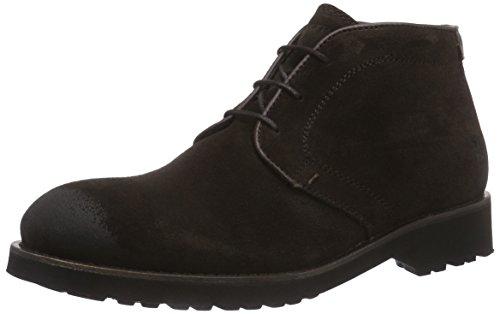 Marc O'Polo Desert Boot, Stivali Desert a gamba corta, imbottitura leggera uomo, Marrone (Braun (790 dark brown)), 44