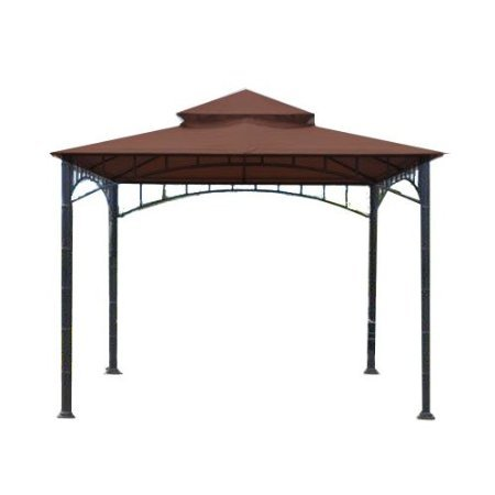 Replacement Canopy for Target Madaga Gazebo - RipLock 350 - NUTMEG (Target Madaga Gazebo compare prices)