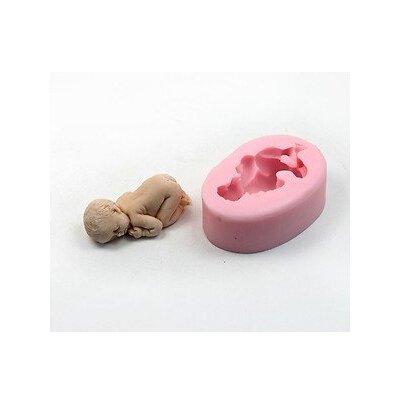 leegoal-sleeping-baby-silicone-mould