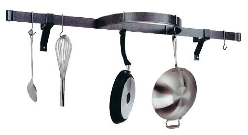 Cheap Enclume Design Products Wall Shelf Pot Rack with Half Circle PR10 (PR10)