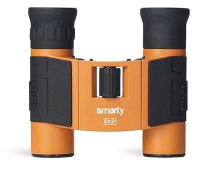 ZIEL - Binocolo SMARTY 8x21 arancio