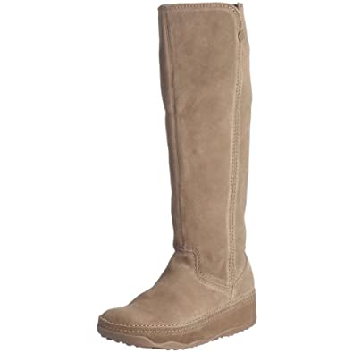 FitFlop Women's Superboot Boot,Cougar,6 M US