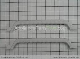 General Electric Wr12X869 Refrigerator Handle front-96182