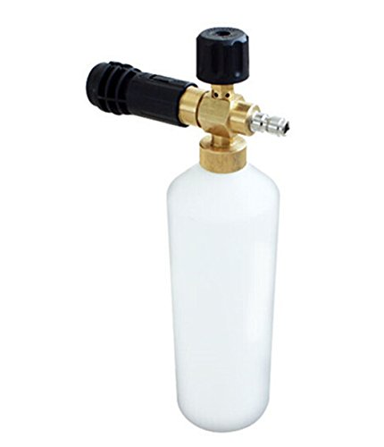 Awesome Foam Sprayer for Cleaning Cars Trucks Motorcycles and a variety of household uses. (Detailing Gun compare prices)