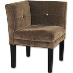 Uttermost, Nia Corner Chair, Accent Furniture