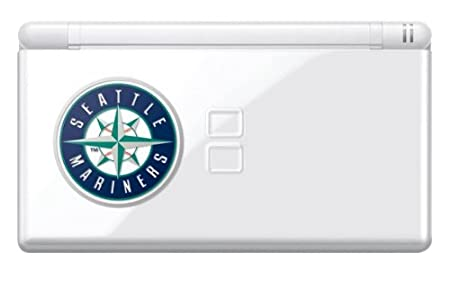 Nintendo DS Lite Polar White - Seattle Mariners