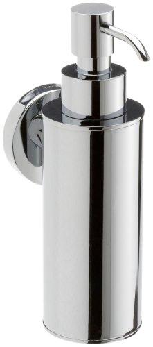 Metal Dispenser Soap Dish Toothbrush Holder Bathroom: Haceka 53mm Kosmos Metal Soap Dispenser
