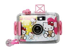 Lomo Aqua Pix Underwater Waterproof Film Camera Lovely(Hello Kitty)