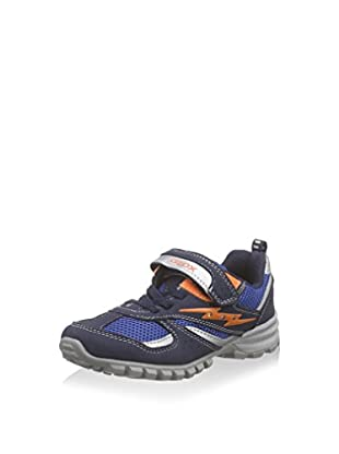 Geox Zapatillas Jr Wild (Azul Marino / Naranja)