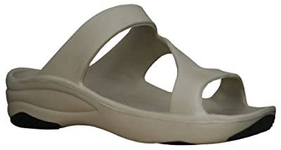 Women's DAWGS Premium Z Sandal with Rubber Sole