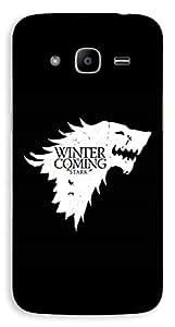 Pinklips Shopping Hard Case Back Cover - Printed Designer Black Cover For Samsung Galaxy J2 2016 - Sgj2Nplblkamz15