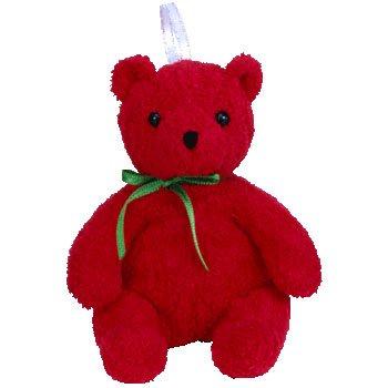 Ty Jingle Beanies Mistletoe - Bear