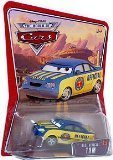 Disney Pixar Cars Character: Race Official Tom